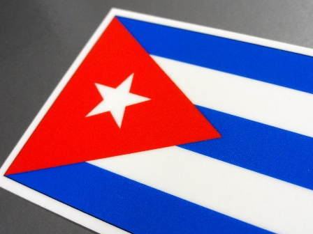 国旗 キューバ 世界:国旗(上級)